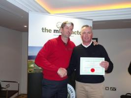 Lehrgang in Manchester: McAlister wird Mind Factor Master Coach